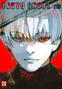 Sui Ishida: Tokyo Ghoul:re 07, Buch