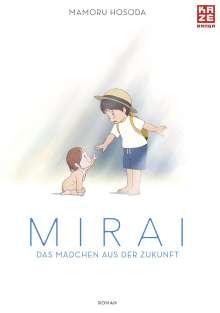 Mamoru Hosoda: Mirai - Das Mädchen aus der Zukunft, Buch
