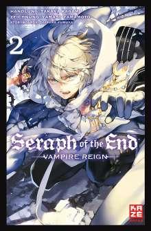 Takaya Kagami: Seraph of the End 02, Buch