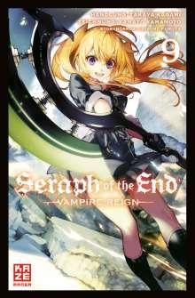 Takaya Kagami: Seraph of the End 09, Buch