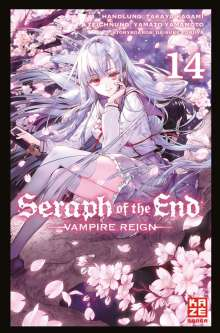 Takaya Kagami: Seraph of the End 14, Buch