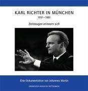 Karl Richter in München, Buch