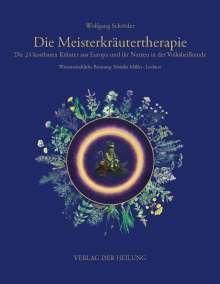 Wolfgang Schröder: Die Meisterkräutertherapie, Buch