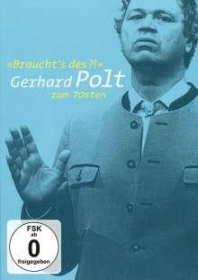 """""""Braucht's des?!"""", DVD"""