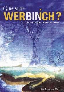 Joachim Josef Wolf: Quis sum - Wer bin ich?, Buch