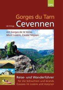 Uli Frings: Gorges du Tarn, Cevennen, Buch