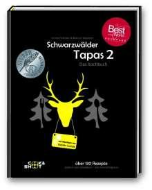 """Manuel Wassmer: Schwarzwälder Tapas 2 - """"Beste Kochbuchserie des Jahres"""" weltweit, Buch"""