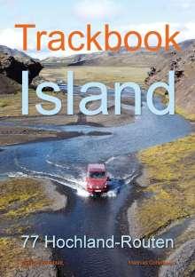 Matthias Göttenauer: Trackbook Island, Buch