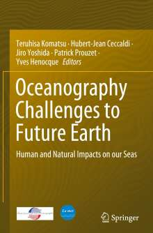 Oceanography Challenges to Future Earth, Buch