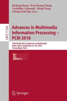 Advances in Multimedia Information Processing - PCM 2018, Buch