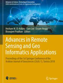 Advances in Remote Sensing and Geo Informatics Applications, Buch