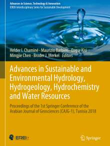 Advances in Sustainable and Environmental Hydrology, Hydrogeology, Hydrochemistry and Water Resources, Buch