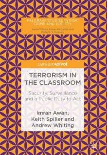 Imran Awan: Terrorism in the Classroom, Buch