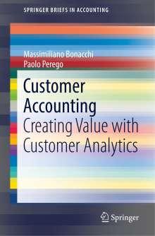 Massimiliano Bonacchi: Customer Accounting, Buch