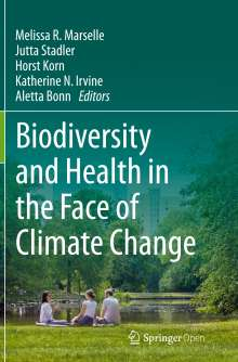 Biodiversity and Health in the Face of Climate Change, Buch