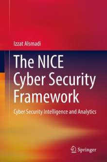 Izzat Alsmadi: The NICE Cyber Security Framework, Buch