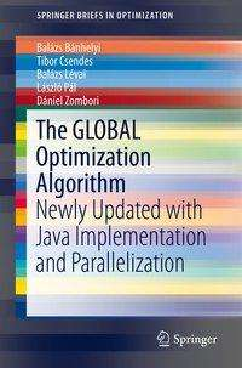 Balázs Bánhelyi: The GLOBAL Optimization Algorithm, Buch