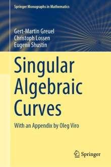 Gert-Martin Greuel: Singular Algebraic Curves, Buch