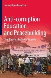 Jean de Dieu Basabose: Anti-corruption Education and Peacebuilding, Buch