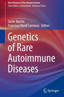 Genetics of Rare Autoimmune Diseases, Buch