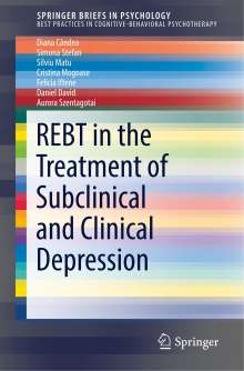 Diana Cândea: REBT in the Treatment of Subclinical and Clinical Depression, Buch