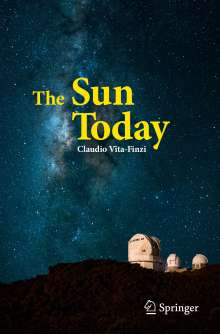 Claudio Vita-Finzi: The Sun Today, Buch