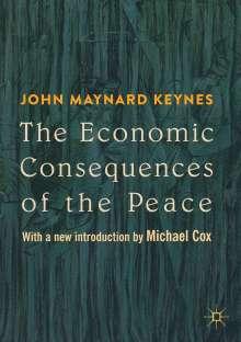 John Maynard Keynes: The Economic Consequences of the Peace, Buch