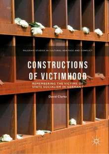 David Clarke: Constructions of Victimhood, Buch