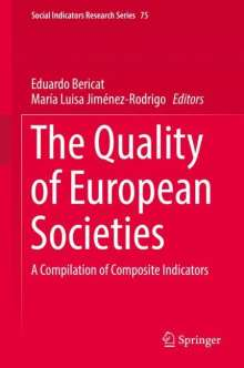 The Quality of European Societies, Buch