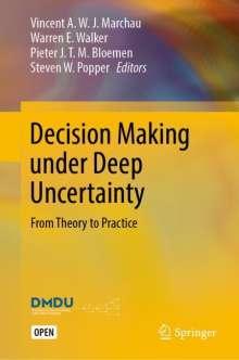 Decision Making under Deep Uncertainty, Buch