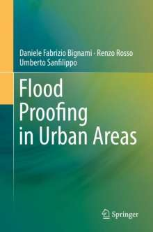Daniele Fabrizio Bignami: Flood Proofing in Urban Areas, Buch
