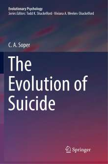 C A Soper: The Evolution of Suicide, Buch