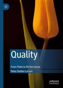 Peter Dahler-Larsen: Quality, Buch