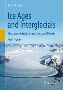 Donald Rapp: Ice Ages and Interglacials, Buch