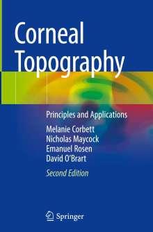 Melanie Corbett: Corneal Topography, Buch