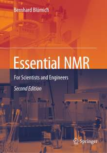 Bernhard Blümich: Essential NMR, Buch