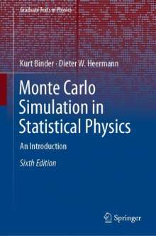 Kurt Binder: Monte Carlo Simulation in Statistical Physics, Buch