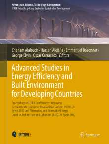 Advanced Studies in Energy Efficiency and Built Environment for Developing Countries, Buch