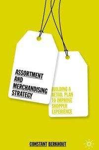 Constant Berkhout: Assortment and Merchandising Strategy, Buch