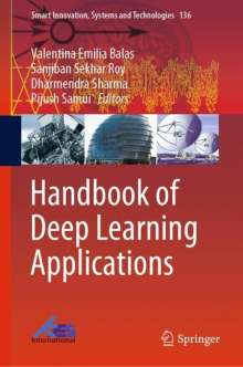 Handbook of Deep Learning Applications, Buch