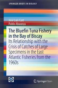 José Luis Cort: The Bluefin Tuna Fishery in the Bay of Biscay, Buch