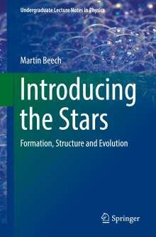 Martin Beech: Introducing the Stars, Buch