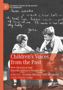 Children's Voices from the Past, Buch