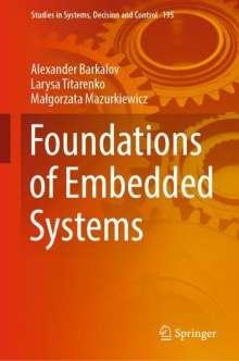 Alexander Barkalov: Foundations of Embedded Systems, Buch