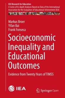 Markus Broer: Socioeconomic Inequality and Educational Outcomes, Buch