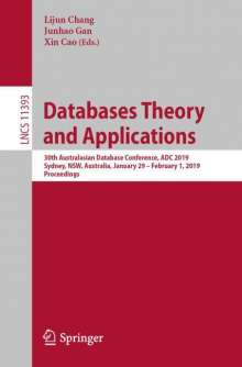 Databases Theory and Applications, Buch