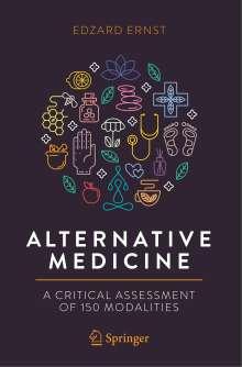 Edzard Ernst: Alternative Medicine, Buch