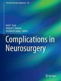 Complications in Neurosurgery, Buch