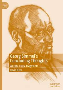 David Beer: Georg Simmel's Concluding Thoughts, Buch