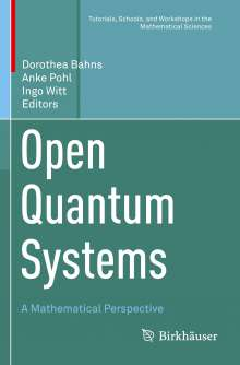 Open Quantum Systems, Buch